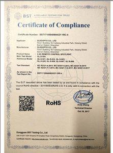 Remote Control Spotlight(RoHS)