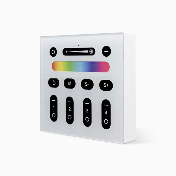 RGBW Smart Panel Remote Controller