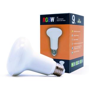 2.4G RF 9W RGBW LED Bulb(R-80)