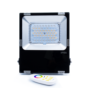 New 50W RGB+W LED FLOOD LIGHT