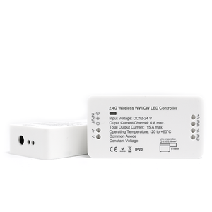 2.4G Wireless WW/CW LED Controller(NEW)