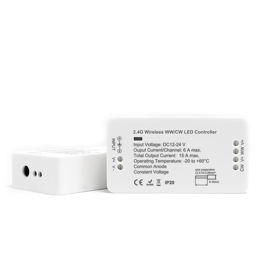 2.4G WW/CW 智能控制器(新)