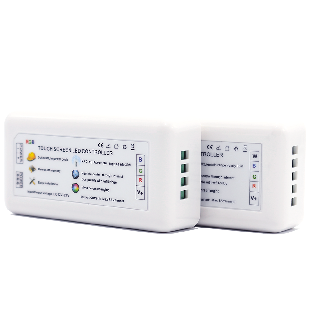 2.4G RGBW LED Controller
