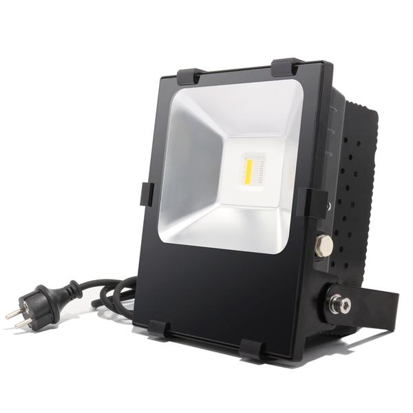 90W RGBW 智能投光灯