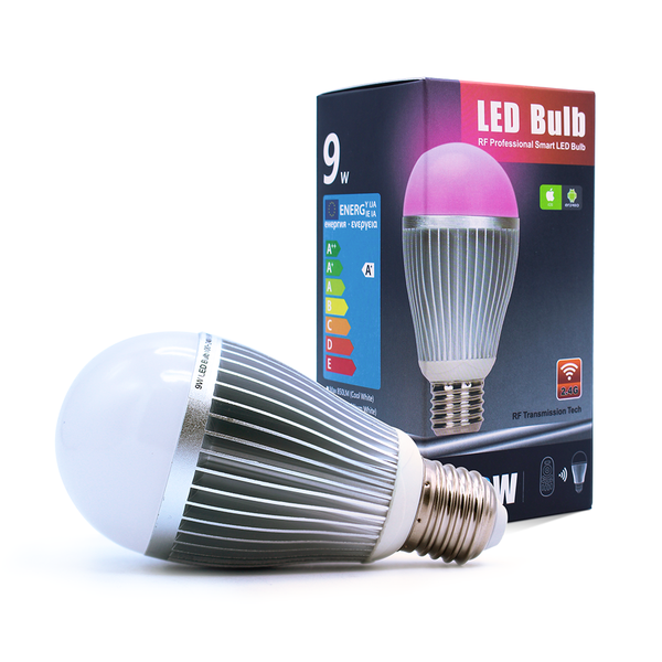 2.4G RGBW 智能球泡灯(A60)